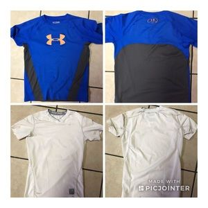 Bundle of 2 Boys' dri Fit Tops
